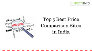Top 5 Best Price Comparison Sites in India