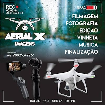 aerial x imagens