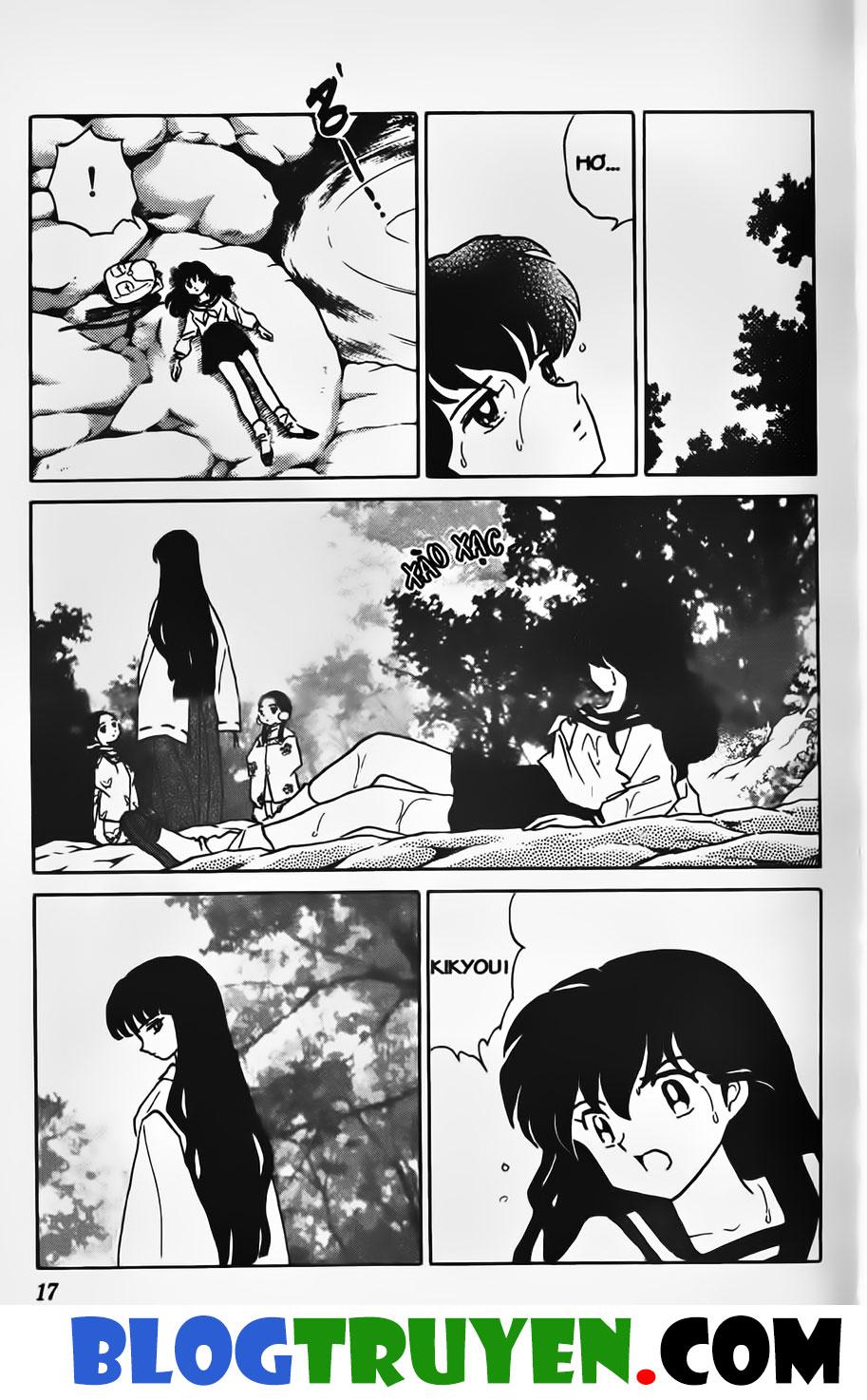 Inuyasha vol 32.1 trang 15