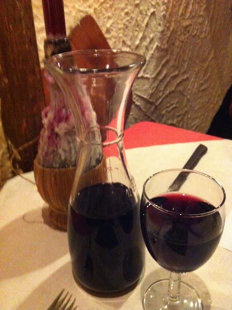 Pennsylvania Dutch International Sign Wine