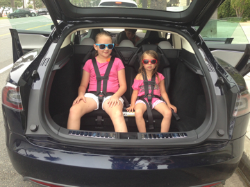 Cars Tesla Prevent Kids and Pets Overheated If Disadvantaged