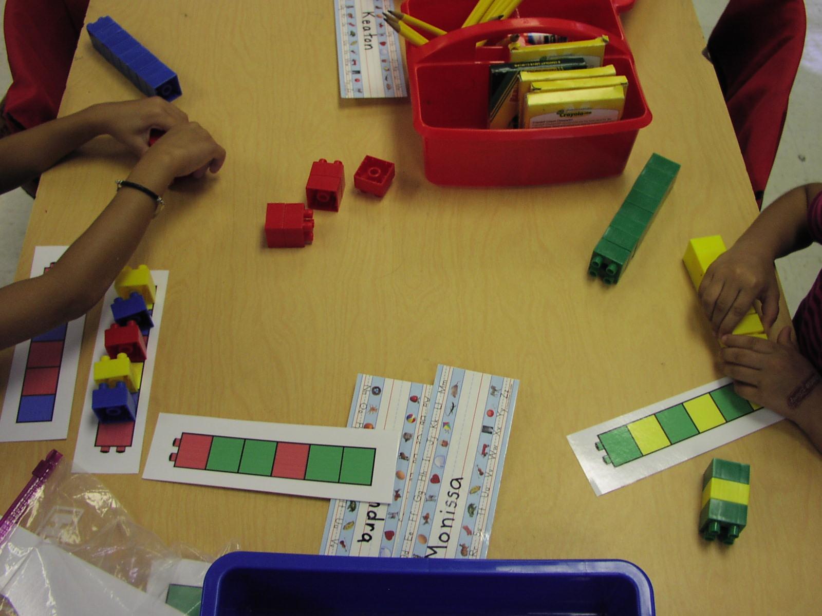 Keen On Kindergarten Math Work Stations