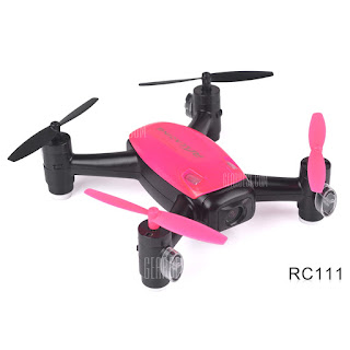 RC Leading RC 111F RC 111 Quadcopter Pink