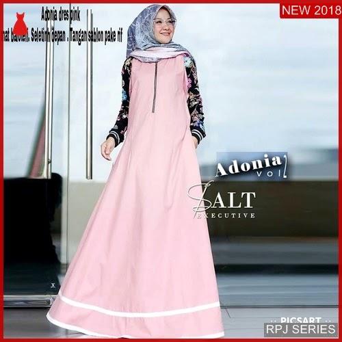 RPJ002D136 Model Dress Adonia Cantik Dress Wanita