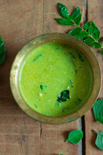South Indian curd based curry