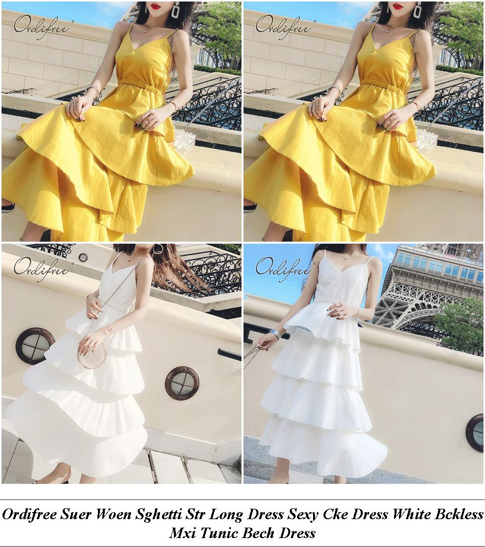 Pencil Dresses With Sleeves - Takko Fashion Online Shop Deutschland - Ladies Spring Fashion Trends
