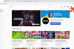 Cara Merubah Trending YouTube Bedasarkan Negara di PC