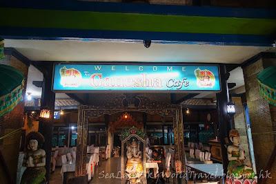 金巴倫沙灘海鮮, Ganesha cafe, jimbaran seafood