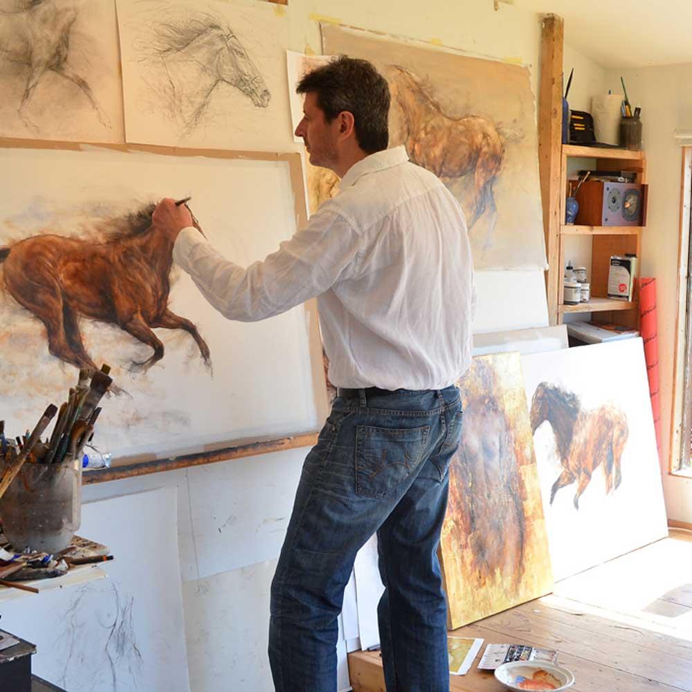 Gary  enfield Tutt Art