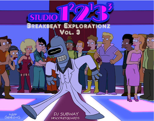 Breakbeat Explorationz Vol. 3