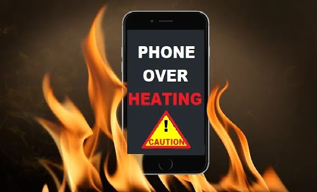 Smartphone Heating Problem