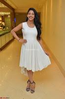 Daksha Nagarkar Cute Beauty in Sleeveless White Dress at Khwaaish Exhibition Launch 2017 ~  Exclusive 072.JPG