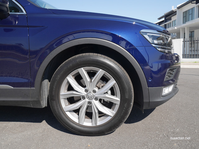 'Kingston' 18 inch alloy wheels