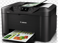Canon MAXIFY MB5070 Driver Download, Review 2017
