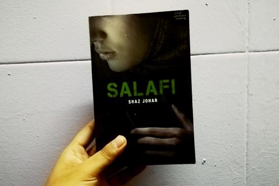 Review Novel FIXI : Salafi by Shaz Johar