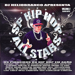 JÁ À VENDA O NOVO ÁLBUM DUPLO DO SP HIP HOP ALL STARS