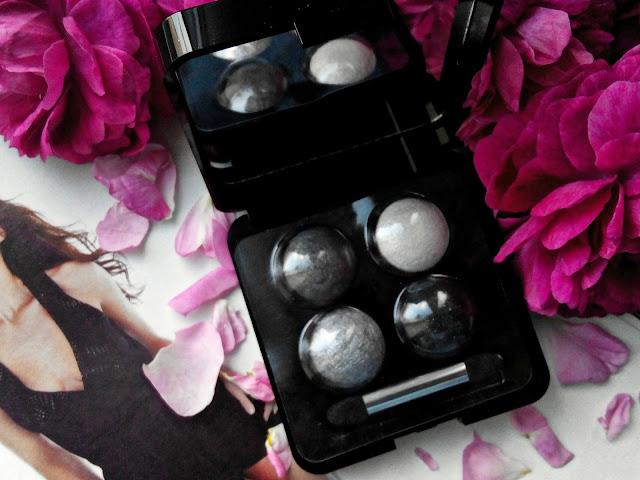 LR Deluxe Художественные четырехцветные тени для век