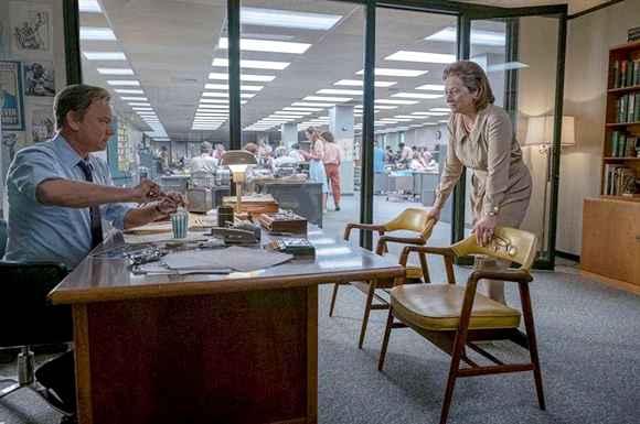 Tom Hanks- Meryl Streep -The Post