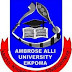 AAU Ekpoma Part-Time Degree Admission Form for 2017/2018 Academic Session