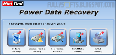 Download MiniTool Power Data Recovery Terbaru