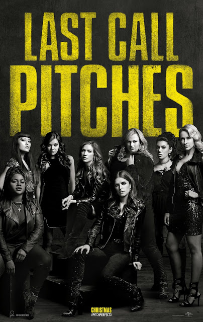 pitch perfect three poster
