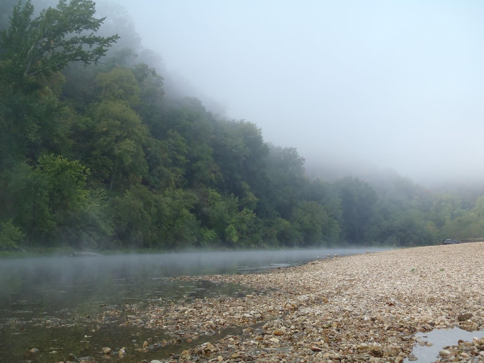 Buffalo River Water Levels 121