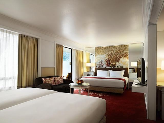 Hotel best untuk anak-anak di Pulau Pinang