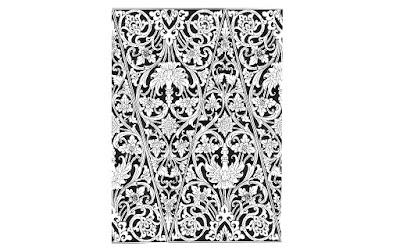 detail ukiran Bali motif Patra Sari