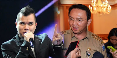 Ahmad Dhani vs Ahok Siapa Yang Menang?