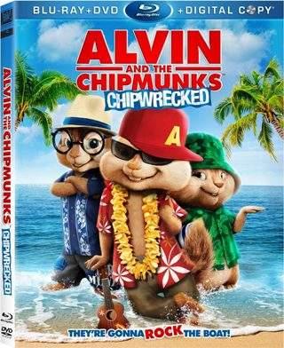 Alvin y las Ardillas 3 720p HD Español Latino Dual BRRip 2011