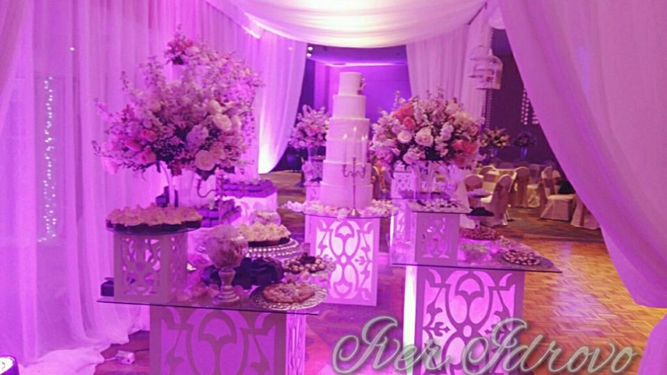 iver idrovo eventos & decoraciones