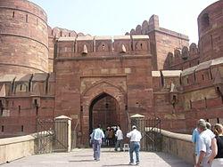 Agra Fort आगरा का किला