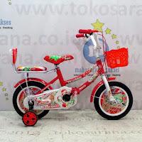12 erminio 2401 sepeda anak perempuan