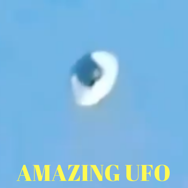 One of the best UFOs seen this side of the universe.