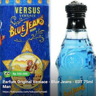 toko parfum asli parfum original versace blue jeans edt 75ml man