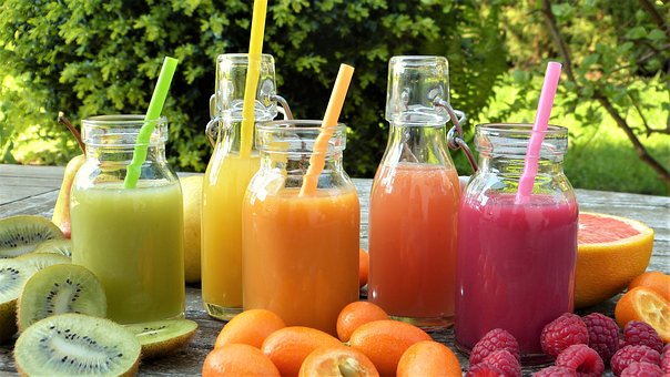 Juices and Smoothies Recipes for Acne and Skin