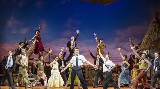 Page to Stage Reviews: Theatre review: The Book of Mormon