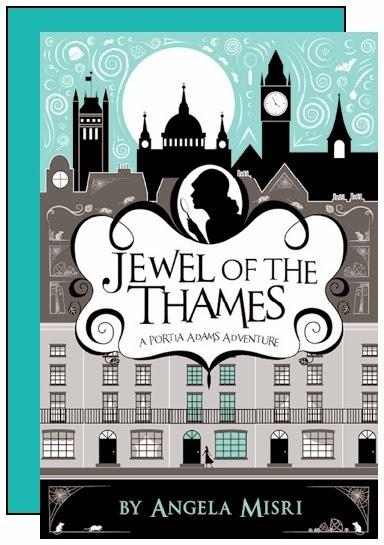 CanLit for LittleCanadians: Jewel of the Thames: A Portia Adams ...