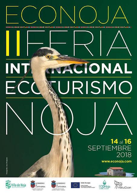 Econoja: II Feria Internacional Ecoturismo de Noja