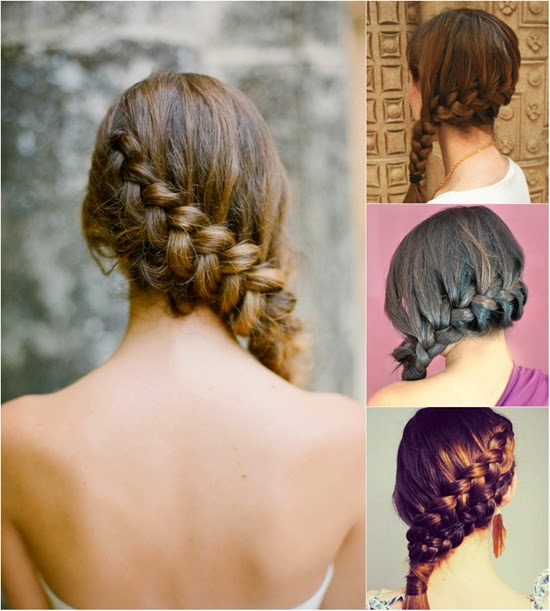 Awe Inspiring Cute Braided Hairstyles For Short Hairstyles For Black Women Fulllsitofus