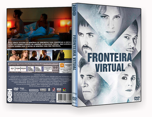 FRONTEIRA VIRTUAL DVD-R – CAPA DVD