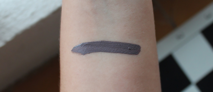 smashbox always on liquid lipstick chill zone swatch