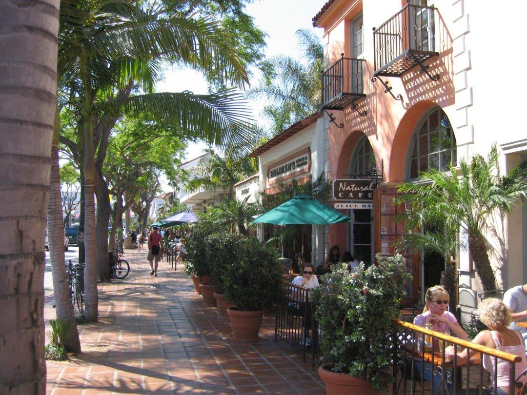 Downtown Santa Barbara Restaurants On State Street