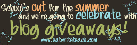 Eat  Write  Teach : An Internet Vacation and July Blog Giveaway!