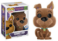 Funko Pop! Scooby-Doo Flocked