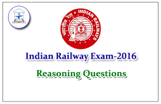 Railway Exam Reasoning –Classification