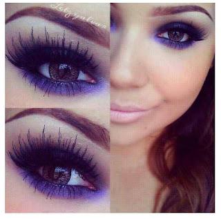 Conseil maquillage yeux marrons comment se maquiller les yeux marrons idee maquillage - Comment se maquiller les yeux marrons ...