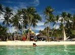Bali island has the toughest competition as the best island, the island of Boracay in the Philippines, as the best island in 2012