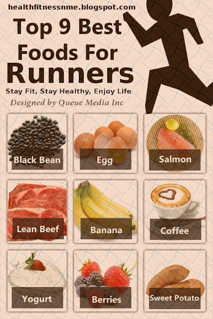 Best Foods To Eat For Runners