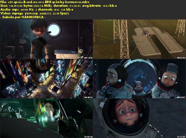 Descargar Una familia espacial Latino por MEGA.